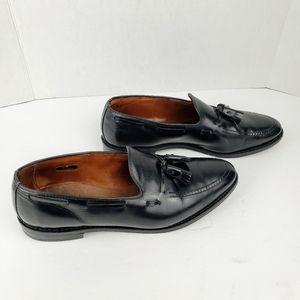 Allen Edmonds sz 10.5D Grayson tassel loafers